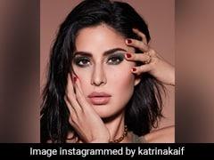 Katrina Kaif Feels Fierce In Her Glam Green Eye Makeup And Looks The Part Too