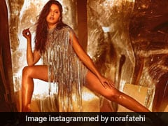 From Nora Fatehi To Aishwarya Rai, Bollywood's Most Graceful Celebrity Dancers
