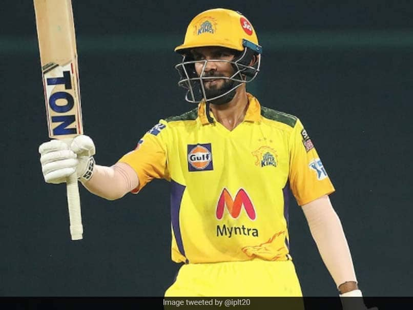 "IPL 2021: Chennai Super Kings ""More Aggressive And Fearless"" This Year, Says Ruturaj Gaikwad"