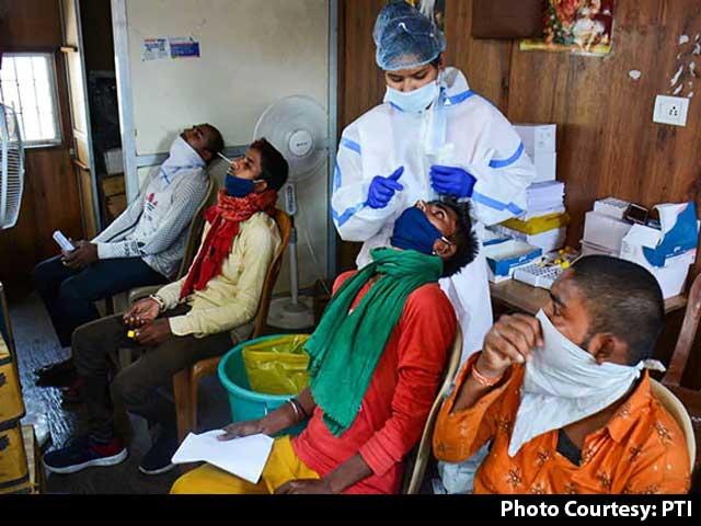 Video : Maharashtra Records 61,695 New COVID-19 Cases, 349 Deaths