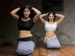 Shanaya Kapoor's Belly Dance Moves Are Giving The Internet Life