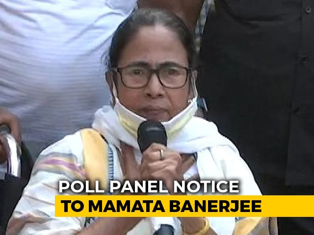 Video : Explain Central Forces Remark, Election Commission Tells Mamata Banerjee