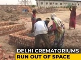 Video : Dog Crematorium Site In Delhi To Be Used For Humans Amid Rise In Covid Deaths