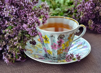4 Herbal Tea Options To Kick-Start Your Day