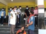 Video : Former Soldier Dies Of Covid As Bihar Hospital Preps For Minister's Visit