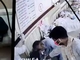 Video : CCTV Shows Oxygen Supply Unplugged, Alleges Family After Covid Patient's Death