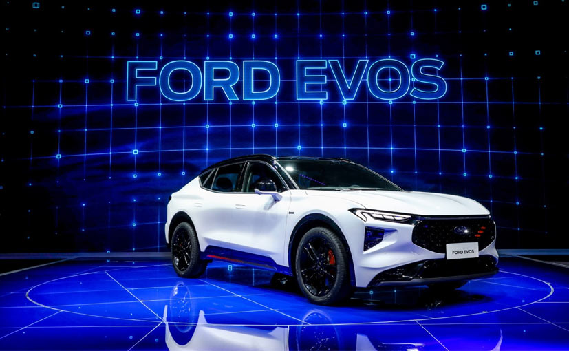 2021 Auto Shanghai: Ford EVOS Makes Global Debut
