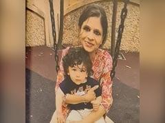 Taimur's Aunt Saba Ali Khan Framed These Fab Pics Of Him