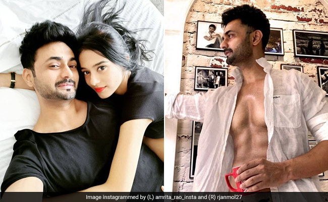 RJ Anmol Describes Flirty Exchange With Wife Amrita Rao As 'Conversations That Lead To Babies'