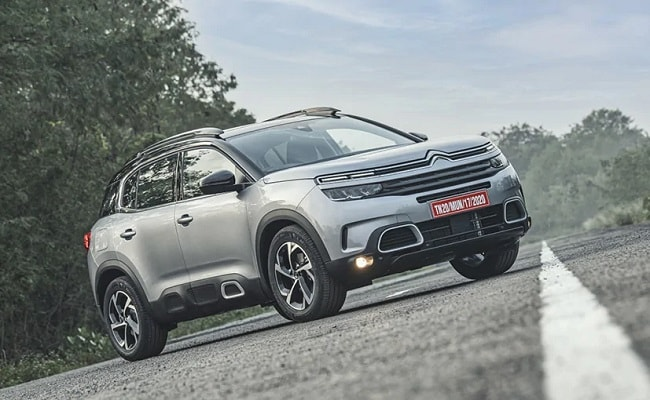 The Citroen C5 Aircross is the company's first model to be launched in India