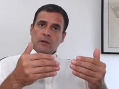 """Step 1 - <i>Tughlaqi</i> Lockdown, Step 2..."": Rahul Gandhi Taunts Government"