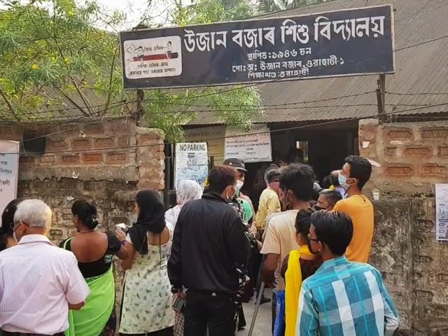 Video : Assam Votes In Final Phase Today, Himanta Sarma Among Key Candidates