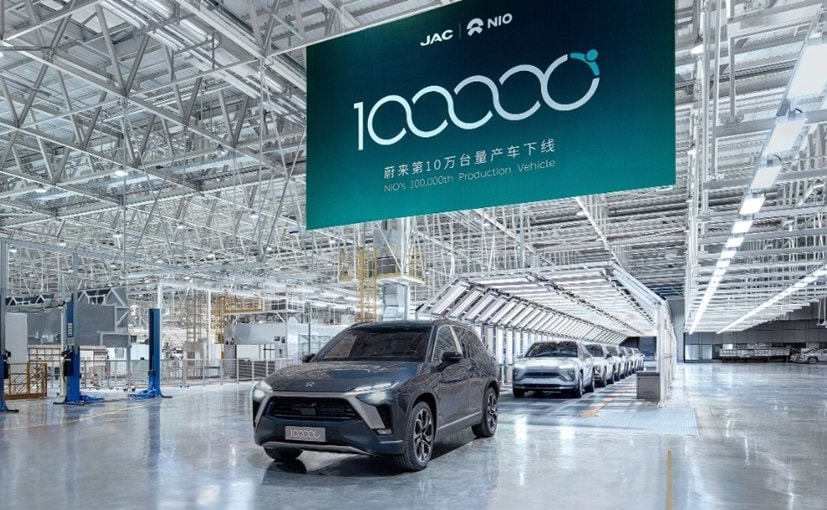 , Chinese Electric Carmaker Nio Seeks To Plug Buyers Into Lifestyle App, Indian & World Live Breaking News Coverage And Updates