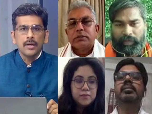Videos : Poll of Exit Polls: बंगाल में फिर से टीएमसी और असम में बीजेपी के सत्ता में आने के संकेत