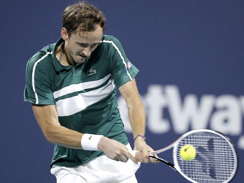 Miami Open: Top Seed Daniil Medvedev And Naomi Osaka Bow Out In Quarter-Finals