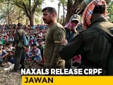 Video : Soldier Kidnapped By Maoists After Ambush In Chhattisgarh Released
