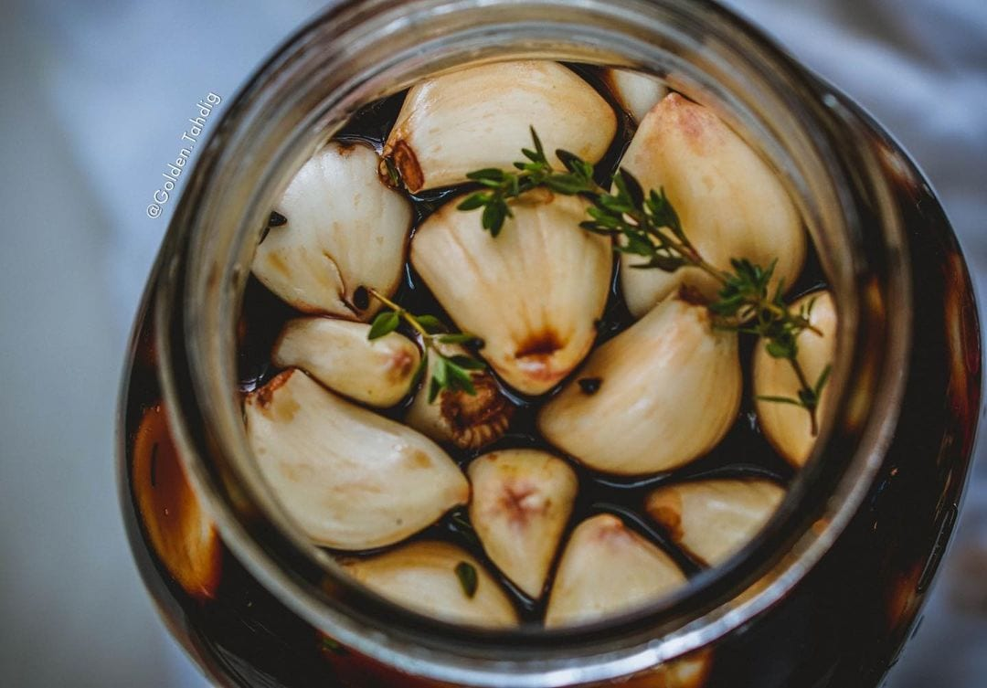 Pickled Garlic Is The Latest Food Trend That's Making Twitter Curious