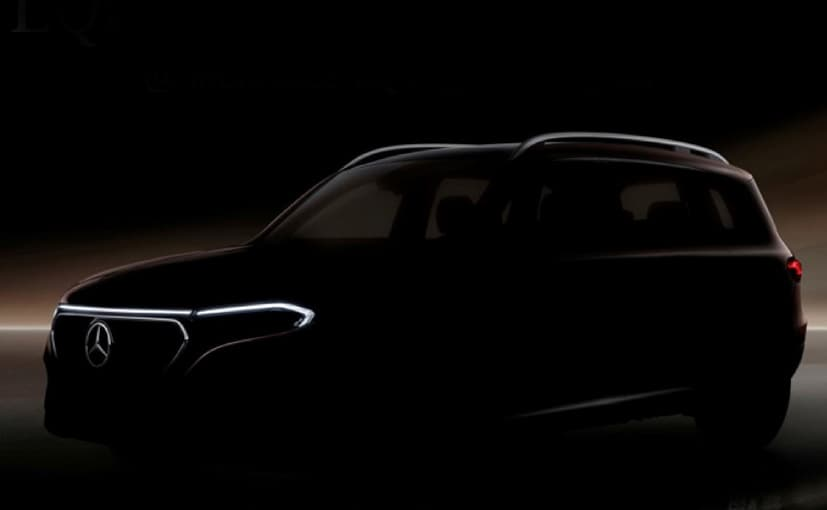 Mercedes EQB All-Electric SUV To Make Its Global Debut At The Shanghai Auto Show