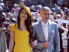"""The ROFL Reason George Clooney's <i>ER</i> Has Been A """"Disaster"""" For His And Amal's Marriage"""