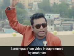 <i>99 Songs</i>: Rahman's New Medley Is Chicken Soup For The Musical Soul