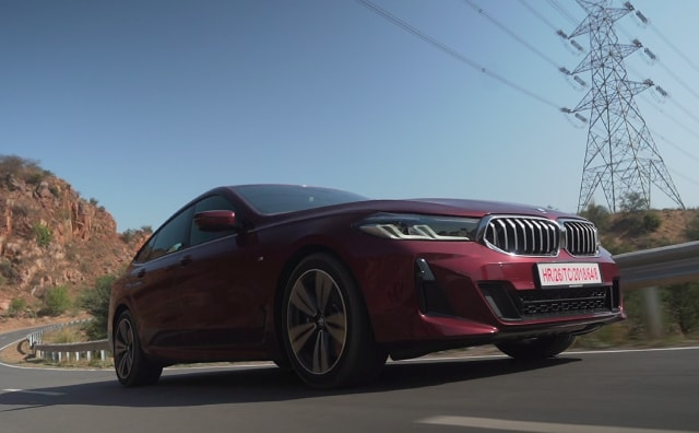 Video : 2021 BMW 6 Series GT Review in Hindi