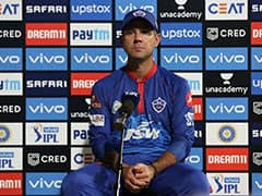 """""""A Mistake"""": Ponting On R Ashwin Not Completing His Quota Of Overs vs RR"""