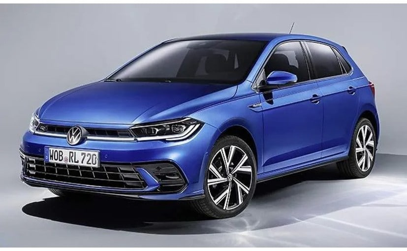 The Volkswagen Polo facelift images have been leaked online ahead of the global debut on April 22, 2021