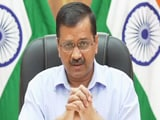 "Video : ""Shortage Of Oxygen, Remdesivir In Delhi,"" Says Arvind Kejriwal"