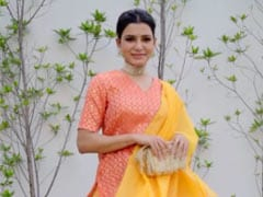 What Miheeka Bajaj Wrote About Samantha Ruth Prabhu's OOTD