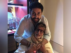 """I Am No Different From Any Other Father:"" Amitabh Bachchan Shares His Thoughts After Watching Son Abhishek's <i>The Big Bull</i>"