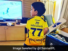IPL 2021: Chennai Super Kings Cricketer Robin Uthappa's Son Looks Match Ready Ahead Of Rajasthan Royals Encounter