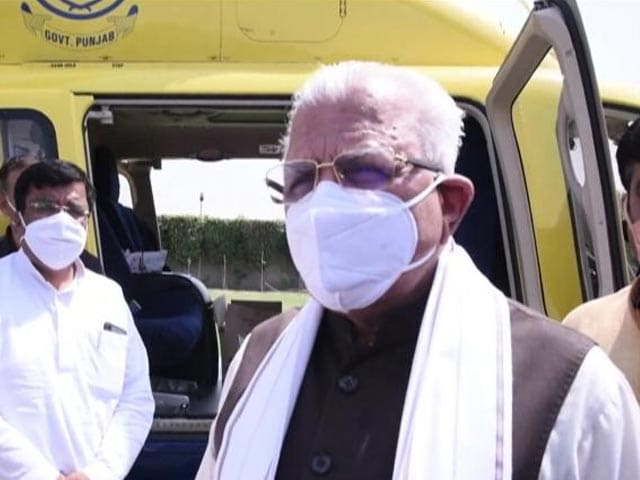 """Video : """"Dead Won't Come Back To Life If..."""": ML Khattar On Data Fudging Charge"""