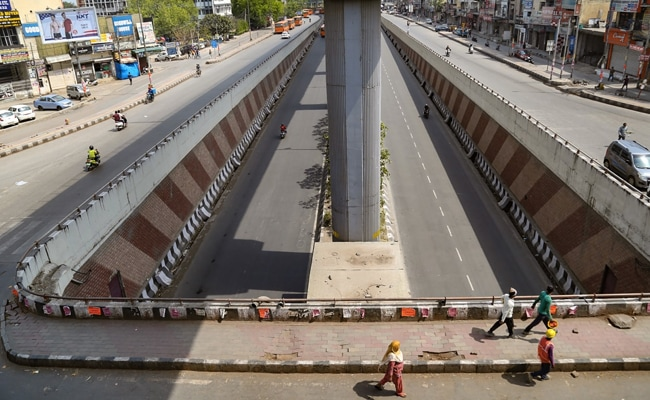 Delhi Lockdown Extended By A Week As Daily Covid Cases Still Above 25,000