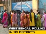 Video : Bengal Votes In 5th Phase Under Shadow Of Covid Surge