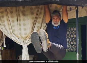 Milind Soman Just Revealed His Daily Meal Plan, And We Are Ready To Steal Ideas