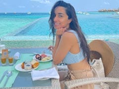 Shraddha Kapoor's Maldives Pic Is Breakfast For The Wanderer Soul