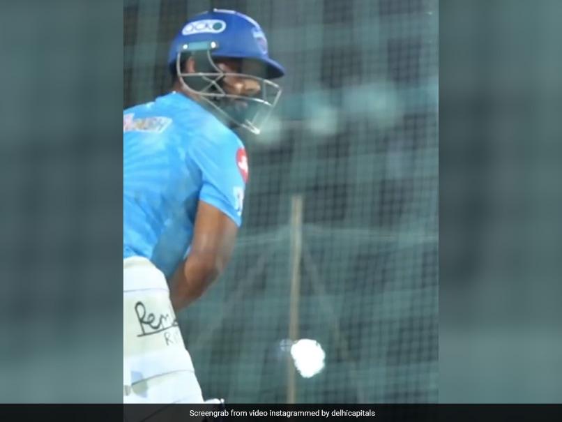 IPL 2021: Delhi Capitals Skipper Rishabh Pant Sweats It Out Ahead Of Match Against Rajasthan Royals