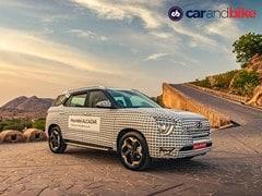 Hyundai Alcazar: The First Encounter