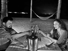 Inside Madhuri Dixit And Shriram Nene's Date Night In Maldives