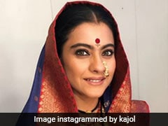Kajol, Kangana Ranaut, Bhumi Pednekar Glam Up For <i>Gudi Padwa</i> 2021