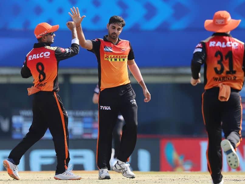 PBKS Vs SRH IPL 2021 Live Score: Rashid Khan Gets Chris Gayle As Punjab Kings Suffer Top-Order Collapse