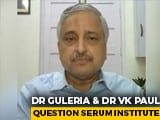 "Video : ""Not Rocket Science..."": AIIMS Chief On Supply Of Covid Vaccines"