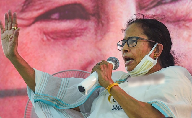 For 2nd Day In Row, Mamata Banerjee Frets About Horse-Trading After Polls