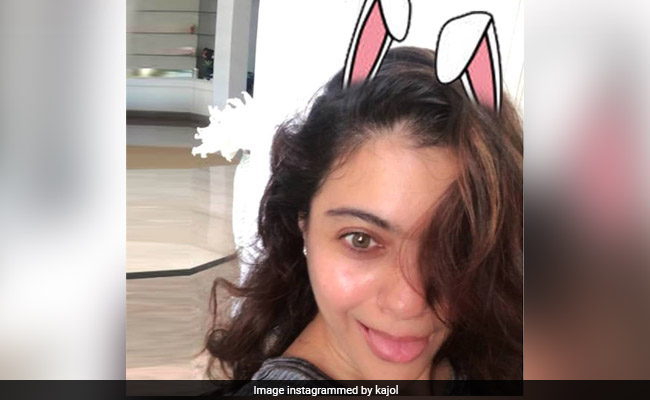 Kajol's Quick Recovery After Confusing Easter With Christmas