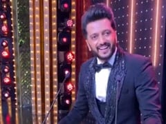 "Filmfare Awards 2021: Riteish Deshmukh's ROFL Acceptance Speech For ""Not Being Nominated"""