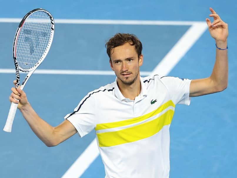 Daniil Medvedev Tests Positive For COVID-19, Withdraws From Monte Carlo Masters: ATP