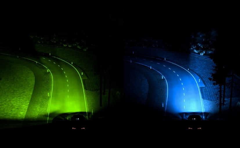 Ford's Predictive Smart Headlights Guide Drivers Through The Dark