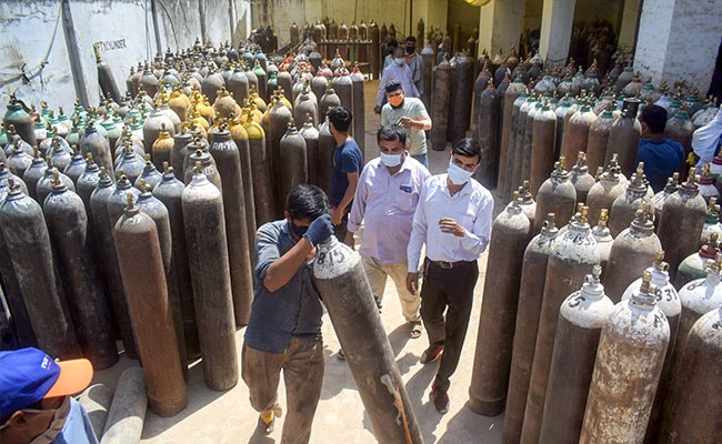 As Delhi Battles Oxygen Crisis, Centre Says Will Increase Supply: Sources