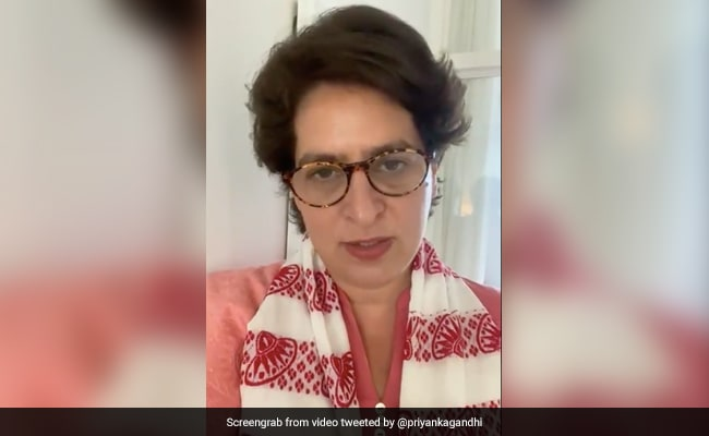 Government Has Failed Us: Priyanka Gandhi Slams Centre Over Oxygen Shortage