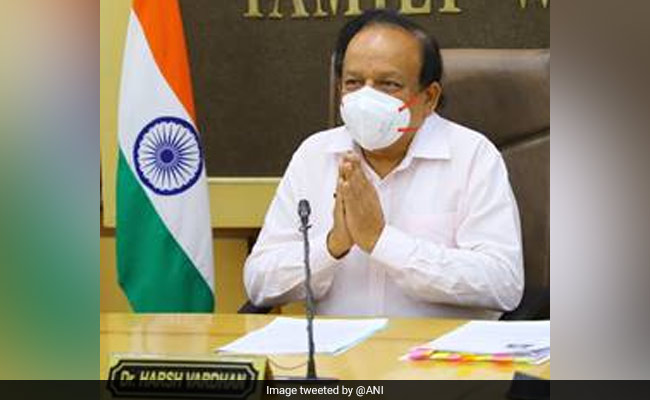Health Minister Discusses India's Covid Crisis With US Counterpart